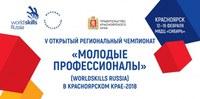 В Красноярске открылся V Региональный чемпионат «Молодые профессионалы»